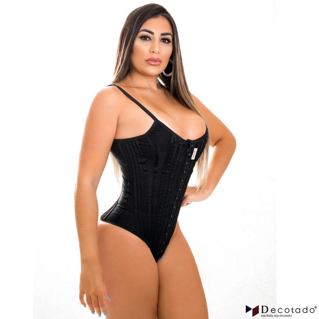 cinta body modelador