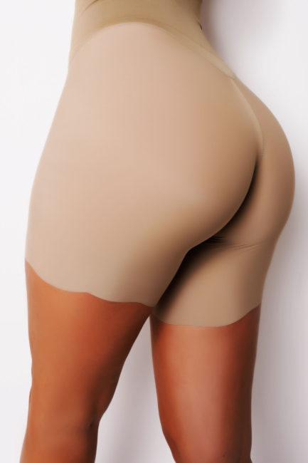 short modelador segunda pele